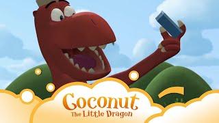 Coconut the little Dragon: The Treasure S1 E25 | WikoKiko Kids TV