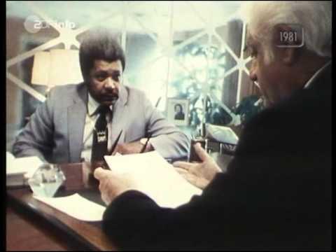 Vor 30 Jahren - Personenbeschreibung - Don King boxt sich durch - 1981