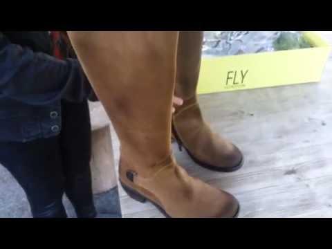 FLY LONDON Myla Mistry Tan P141035015