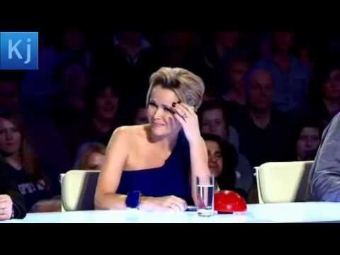 Britains got talent - Robert Fulford audition