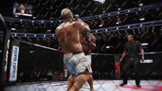 EA SPORTS™ UFC® 3 Mark Hunt vs Daneil Cormier