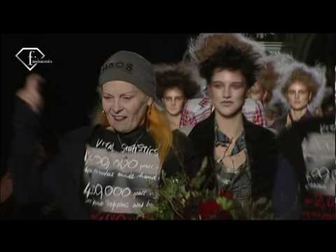 Fashion Week - London Fashion Week Review Fall/Winter 2010-2011 LFW | FashionTV - FTV