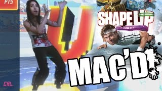 Shape Up gets MAC