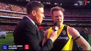 Round 23 AFL - Richmond v St Kilda Highlights