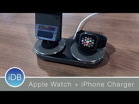 CES 2018: Satechi's New Dual iPhone & Apple Watch Charging Station