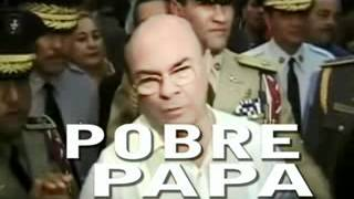HIPOLITO MEJIA POBRE PAPA   WWW.QUEESNOTICIAS.COM.DO