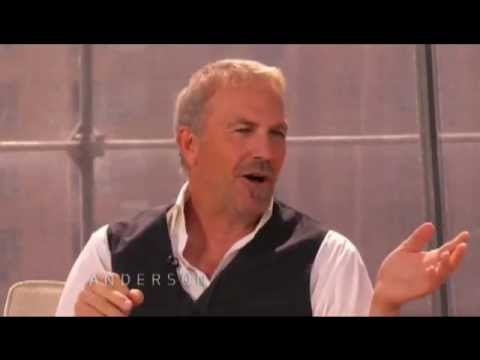Kevin Costner on Anderson Cooper