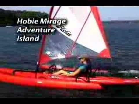 Hobie Mirage Adventure Island