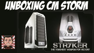 Unboxing Cooler Master CM Storm Stryker PC Case