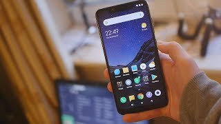 Pocophone F1 with MIUI 10 Review: IT'S NEARLY PERFECT