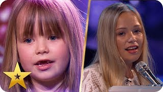 All grown up! The child stars of BGT return to the stage | BGT: The Champions
