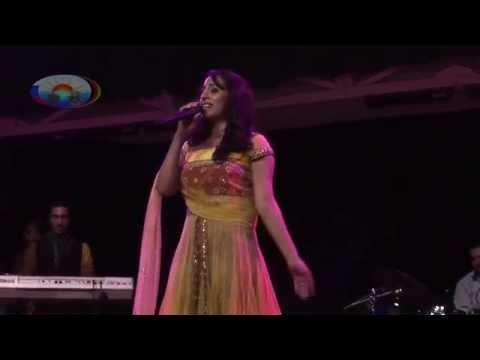 Farzana Naz - Afghan Pashto New Song 2014 Hd Live .1 video