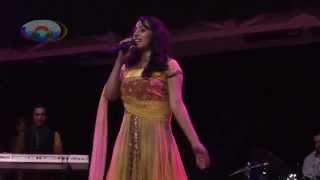 Farzana Naz - Afghan Pashto new song 2014 HD LIVE .1