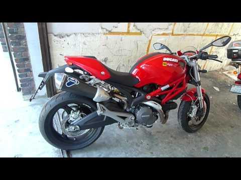 Ducati Monster Sound