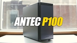 ANTEC P8 Mid Tower Tempered Glass Case Review
