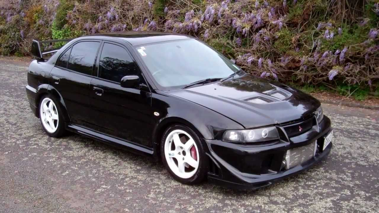 Cheap Cars For Sell >> 1999 Mitsubishi Lancer Evo 6 $Cash4Cars$Cash4Cars$ ** SOLD ** - YouTube