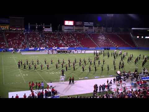 Liberty High School Marching Band 2011