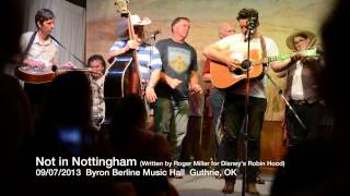 Watch Roger Miller Not In Nottingham video