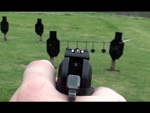 RUGER SR-22 SHOOTERS VIEW