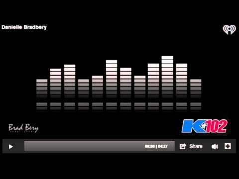 media danielle bradbery put your records on the voice studio version