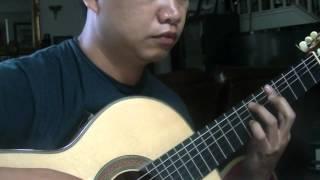 Doon Lang - W. Cruz (arr. Jose Valdez) Solo Classical Guitar