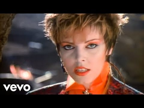 Pat Benatar - Invincible video