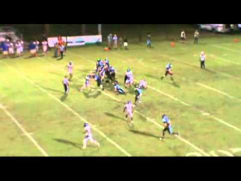2012 Al'Kwazi Spencer #3 of Matanzas High School Highlights