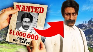 I Made $1,000,000 CATCHING Him! (Red Dead Rememption 2)