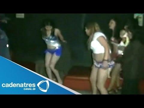 ¡¡¡PALIZA!!! Castigan a latigazos a prostitutas y clientes en Perú