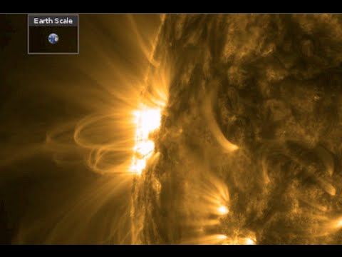 Magnetic Storm, Another Comet, Rare Quake | S0 News February 24, 2015