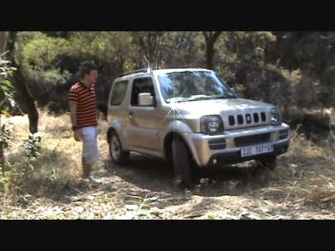 Suzuki Jimny Review (test)