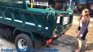 Xe tải Ben Chiến thắng 1 2 tấn - Hỗ trợ trả góp 90% thủ tục đơn giãn. LH : 0938 229 301 Em Quyên