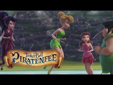 Tinkerbell Und Die Piratenfee - 5 Minuten Preview Aus Dem Film! video