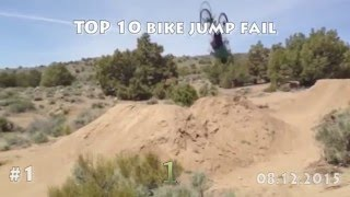 TOP 10 BIKE JUMP FAIL PART 1 DECEMBER The Ultimate Compilation Best Bicycle Jumping Funny
