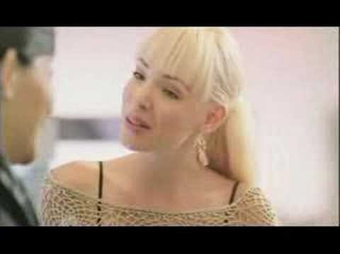 Galaxy chocolate bar commercial (UK)