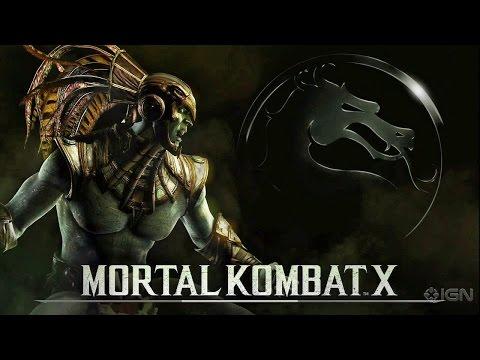 Mortal Kombat X - Кадры из игры на Android