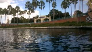 Boat Ride from Hollywood Studios to Epcot