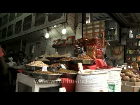 India's ancient spice market!