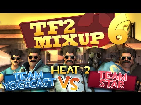 Yogscast Vs Star - Tf2 Charity Mixup Round 2 video