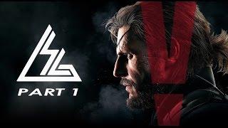 Metal Gear Solid 5 gameplay Part 1 [prologue]  (First Commentary)