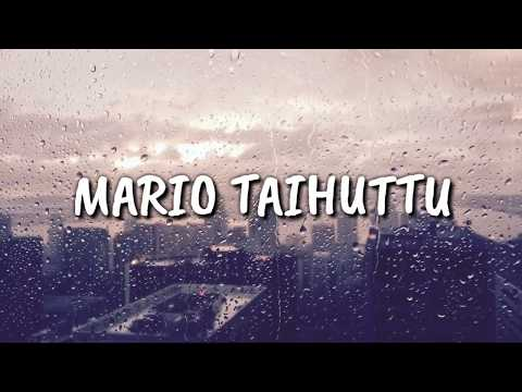Elegi ESOK PAGI - Ebiet G Ade ( COVER ) MARIO TAIHUTTU