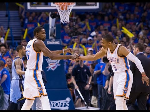 Top 10 Oklahoma City Thunder Plays of the 2013-2014 Season