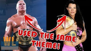 10 MORE Times WWE Shamelessly Recycled A Wrestlers Entrance Music! (Part 3)