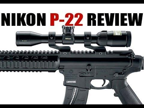 REVIEW: NIKON P-22 2-7x32 BDC 150 & SPOT-ON APP