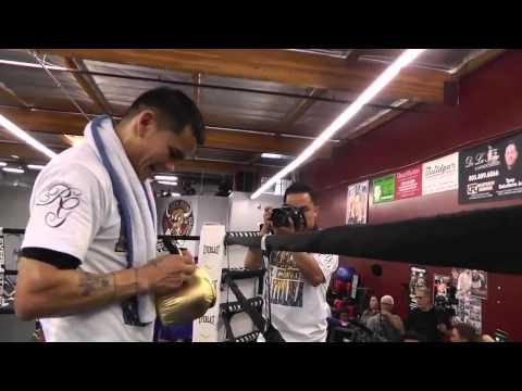 Chino Maidana vs Danny Garcia Robert Gracia Breaks It Down - EsNews boxing