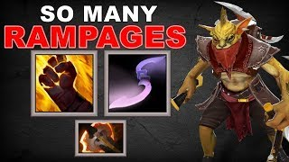 Sleight of Fist + Moon Glaives= Thousand Attack | Dota 2 Ability Draft