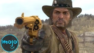 Top 10 Red Dead Redemption Moments