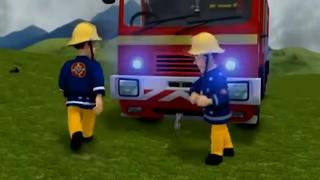 Brandweerman Sam - brand op zee