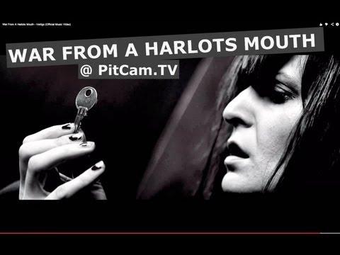 War From A Harlots Mouth - Vertigo