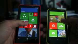 Boot Test and General Speed Comparison Between Lumia 920 and Lumia 620 (HD)- MyNokiaBlog